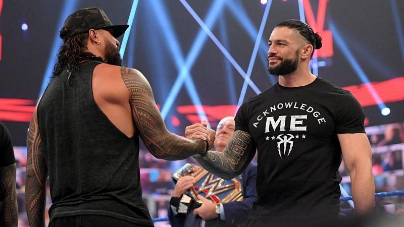 WWE bastante irritada com Jimmy Uso