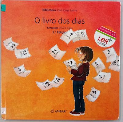 Capa do livro, de autoria de José Jorge Letria