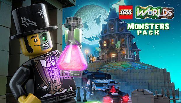 LEGO WORLDS MONSTERS TÉLÉCHARGEMENT GRATUIT