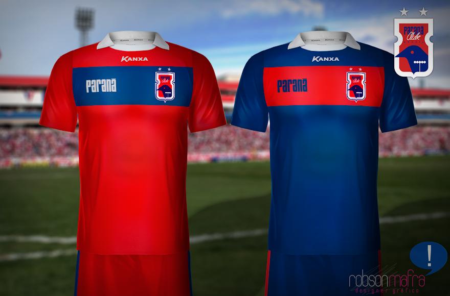 Paraná Clube 2013, Camisa Oficial III Kanxa, third