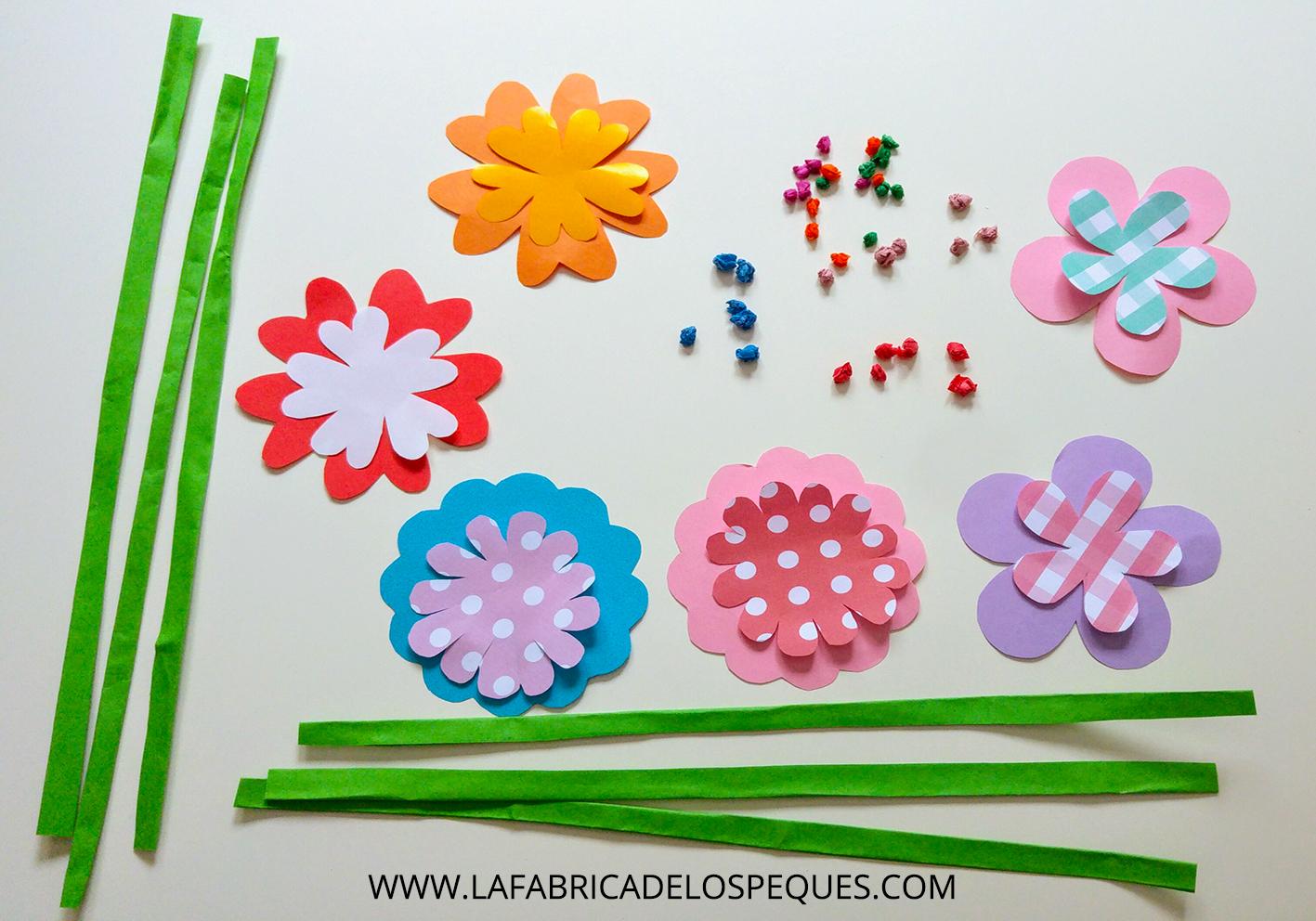 fe34bf606 Manualidades Infantiles Para El Dia De La Madre La Fabrica De Los