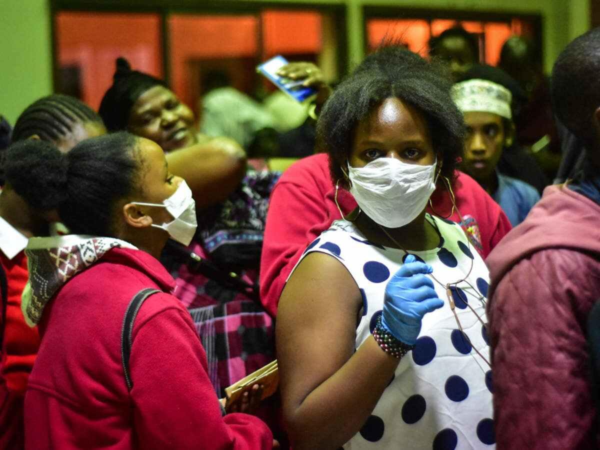 Coronavirus Cases In Africa Near 750,000