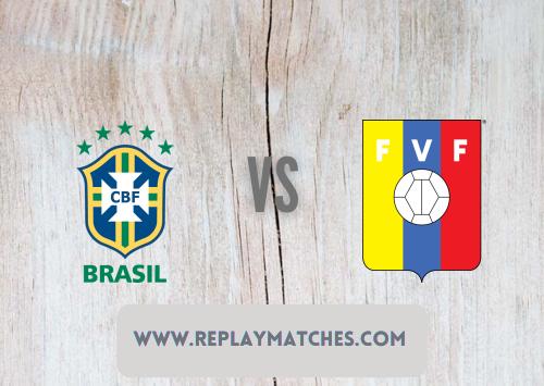 Brazil vs Venezuela Full Match & Highlights 13 June 2021