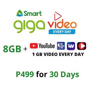 Smart GIGA VIDEO 499