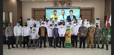 Himpunan Pengusaha Muda Indonesia (HIPMI) Labura Resmi Dilantik