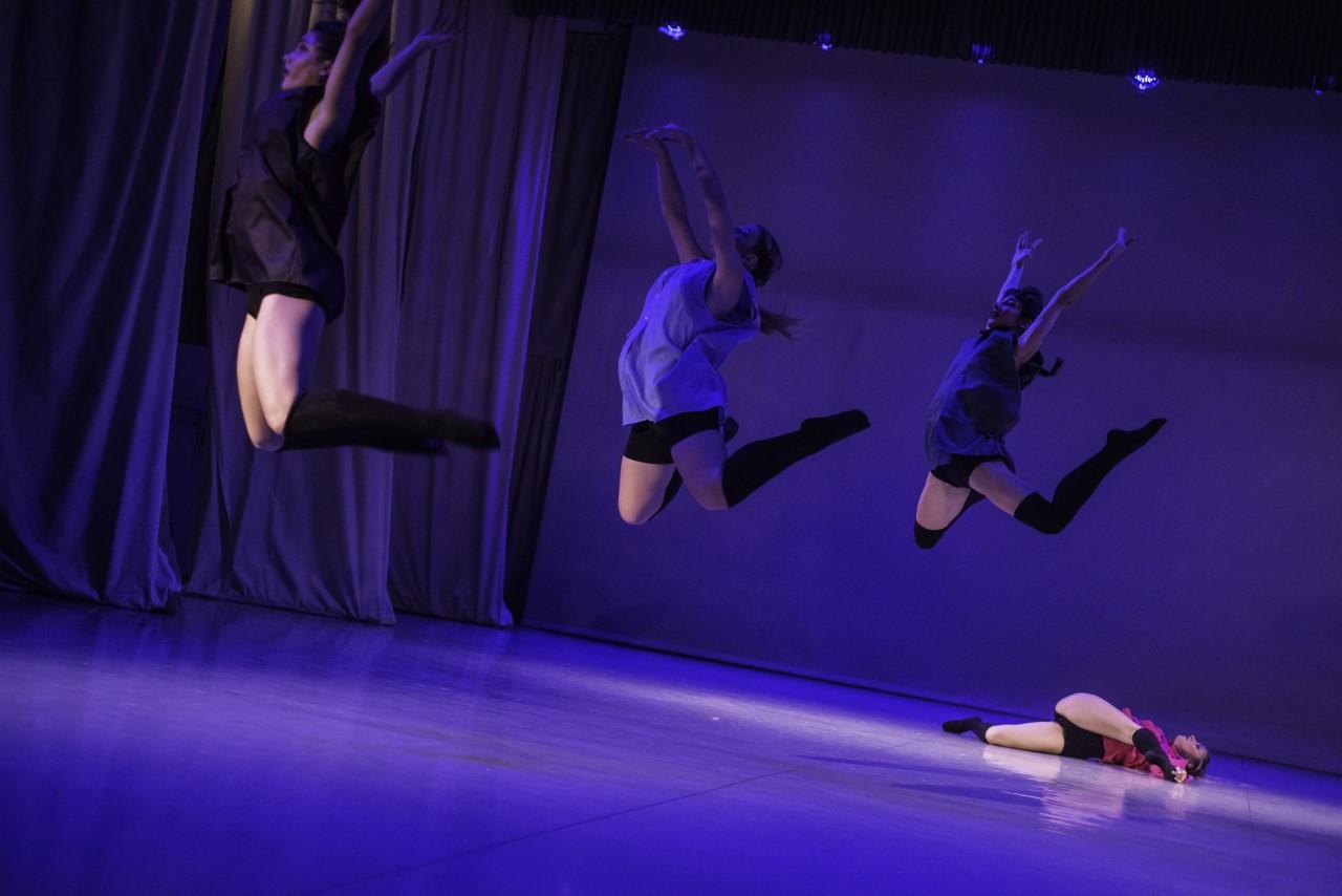 Εγγραφές για το Β' και Γ' Έτος της Ανώτερης Σχολής Χορού