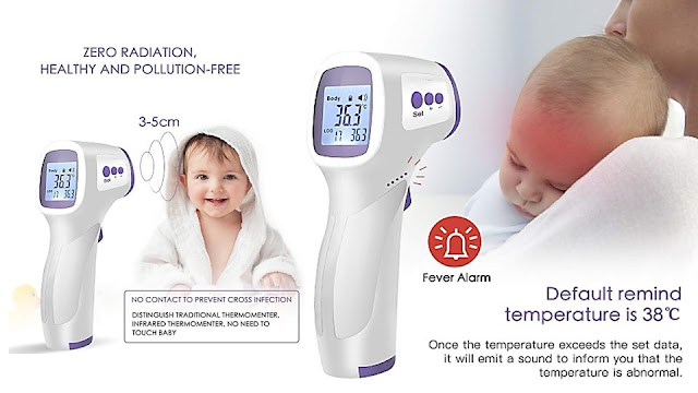 Thermocare Infrared Thermometer
