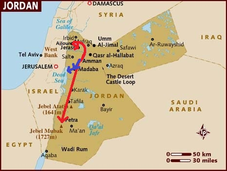 Middle East Map Dead Sea.A Middle East Journey By Isabelle Day 19 Wednesday Amman