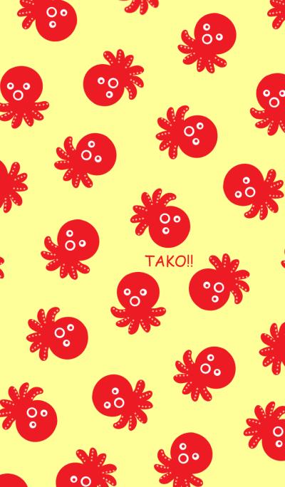 KAWAII TAKO