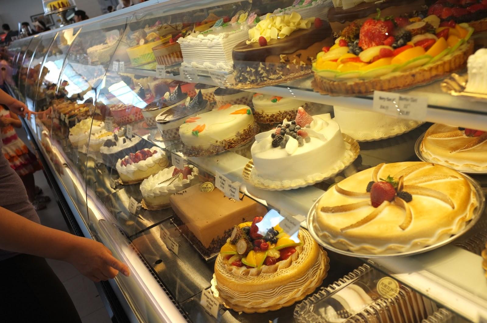 Highland Farms Bakery Cakes