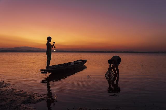 Fishing Tips for Kids
