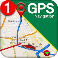 GPS Navigation & Map Direction - Route Finder Apk for Android