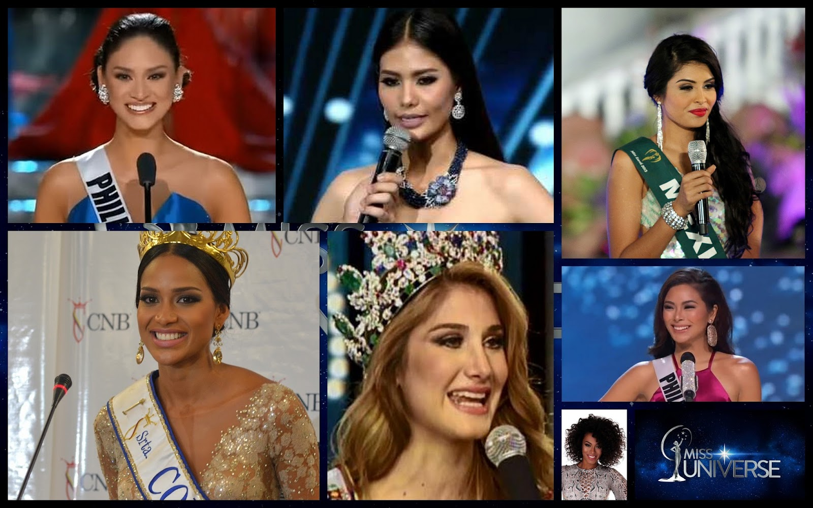 are language translators in beauty pageants considered as an miss universe delegates and their interview using different languages