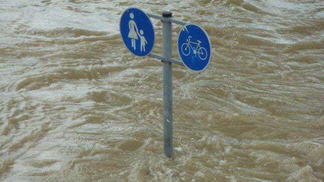 Flood likely regions