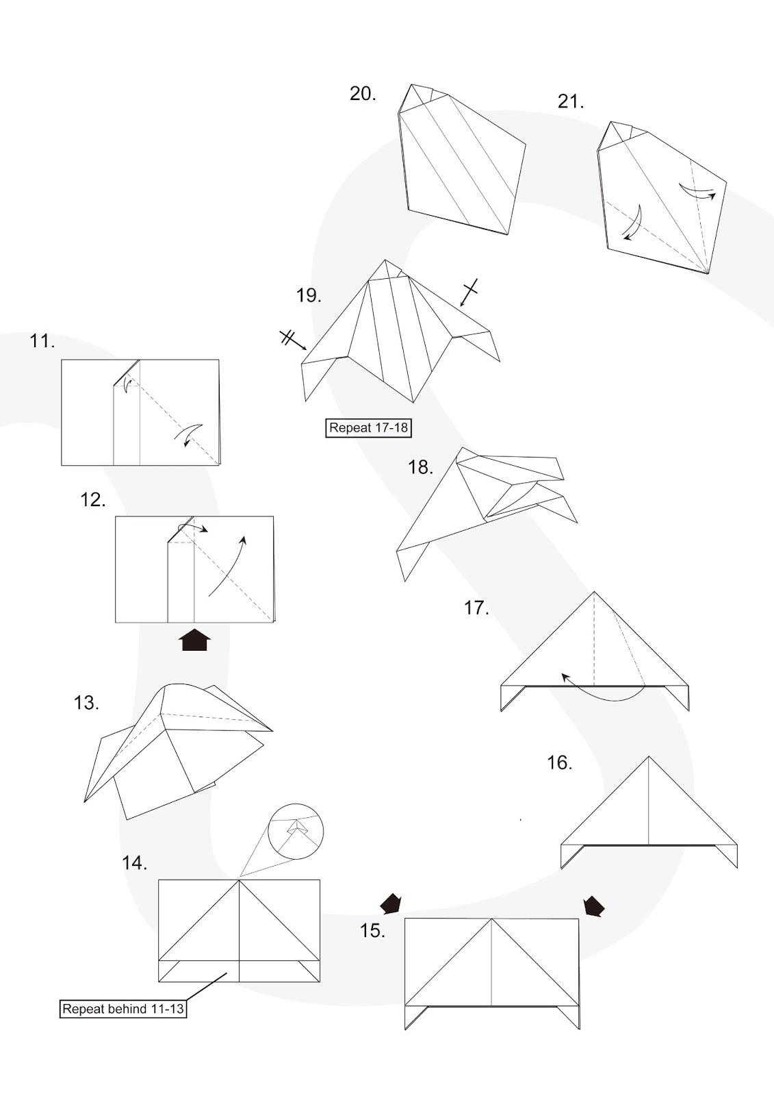 Kade Chan Origami Blog Origami Requiem