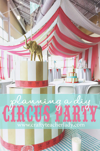 DIY Carnival Party Ideas