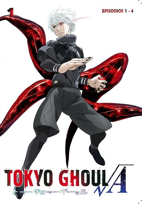 Tokyo Ghoul √A |12/12| |Temporada 2| |Castellano| |Resubido| |BD Ligero| |Mega|