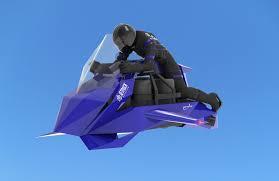 Speeder Motor Terbang