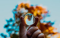 Small Globe - Photo by Nagy Arnold on Unsplash