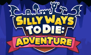 Silly Ways to Die Adventures Action Online Game