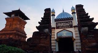 menara masjid terindah di dunia