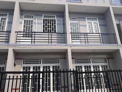Bán nhà 1 lầu giá 670 triệu tại cổng Cần Giuộc Long An