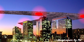 Enormous UFO Reported By Veteran Airline Pilot – Phoenix Lights 22nd Anniversary