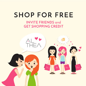 Click To Get Php200 from Althea