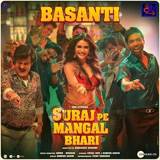 Suraj Pe Mangal Bhari (Basanti) Javed Mohsin, Danish Sabri Mp3 Free Lyrics Lines - DjPunjab