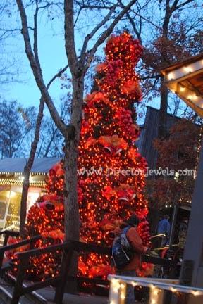 Silver Dollar City Christmas Lights