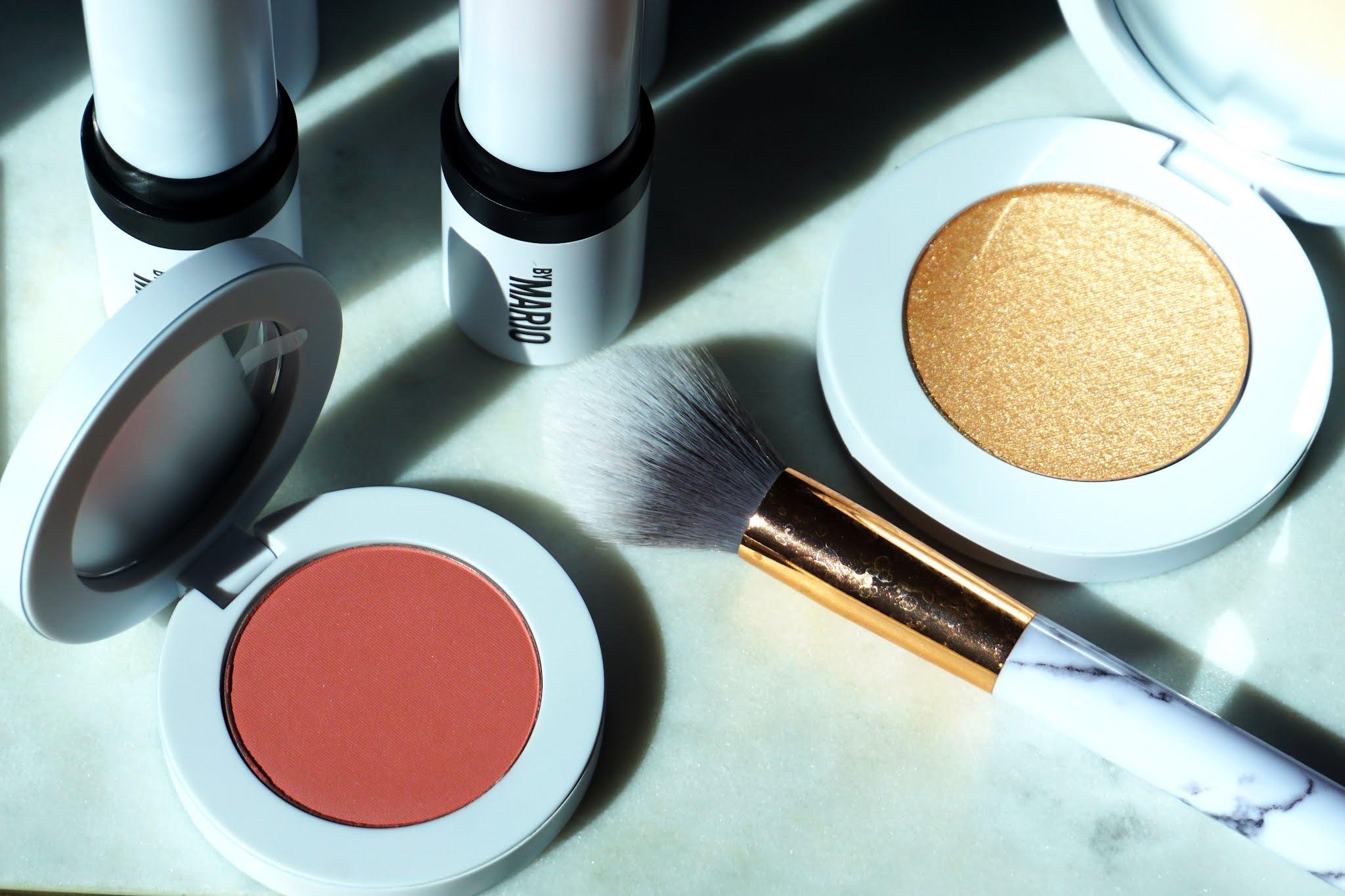 Makeup by Mario Blush & Highlighter