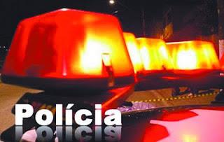 Polícia de Cubati prende homem quando tentava assaltar supermercado no município