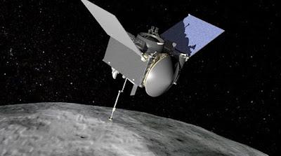 Άρχισε το επτάχρονο ταξίδι του ο «κυνηγός» αστεροειδών Osiris-REx