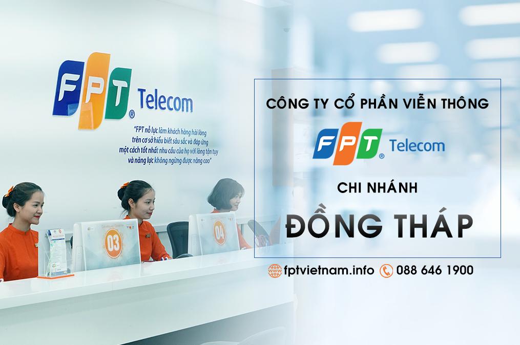 Tổng đài FPT Đồng Tháp - Đăng ký lắp mạng Internet miễn phí