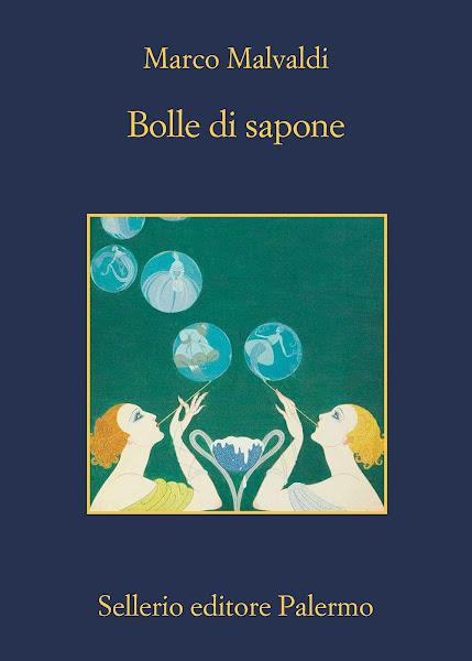 La copertina del libro Bolle di sapone di Marco Malvaldi