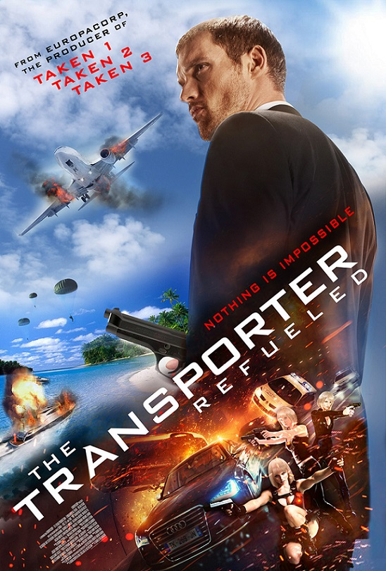 فیلم دوبله : مامور انتقال - سوختگیری مجدد (2015) The Transporter: Refueled