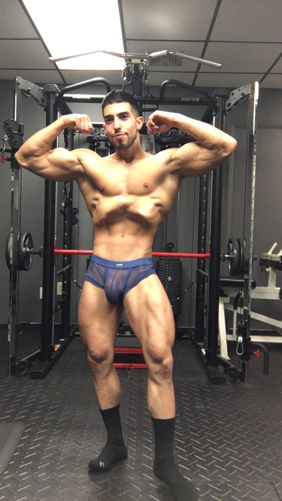 los penes del gym