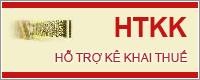 phần mềm hỗ trợ kê khai thuế htkk