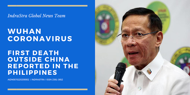 Wuhan Coronavirus: First Death Outside China Reported in Philippines