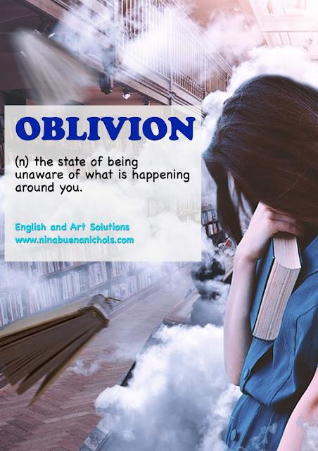 oblivion meaning