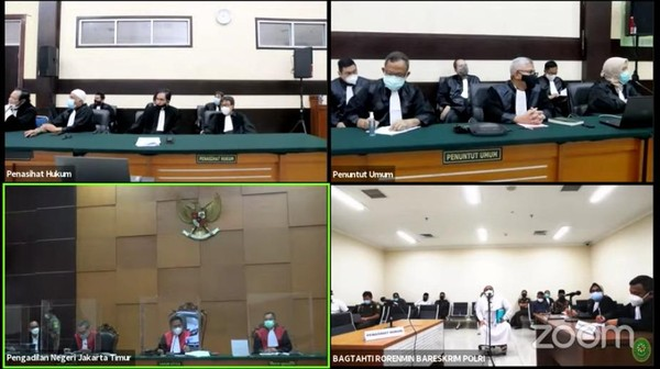 Akhirnya Hakim Tetapkan Sidang Offline, Habib Rizieq Bisa Hadir Langsung di PN Jaktim