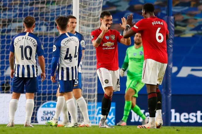 MU so kè Chelsea bán kết FA Cup: Bệ phóng Pogba - Bruno, tam tấu cất cánh?