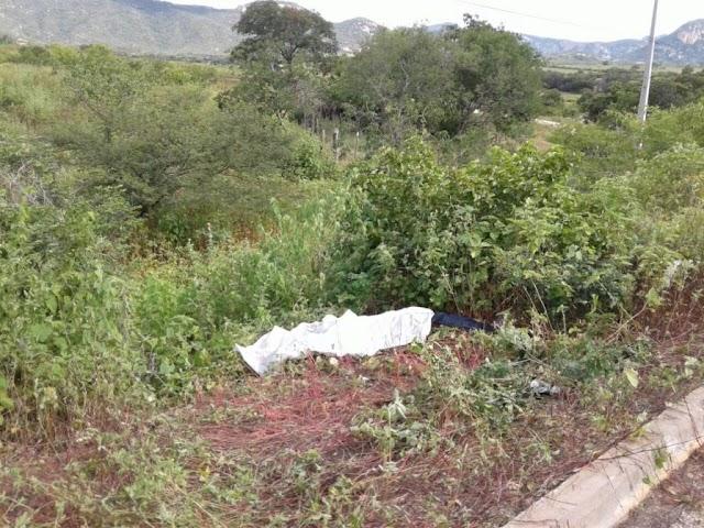 Agricultor é morto a tiros na zona rural de Antônio Martins