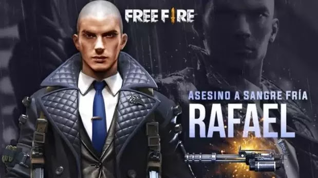 Rafael Free Fire