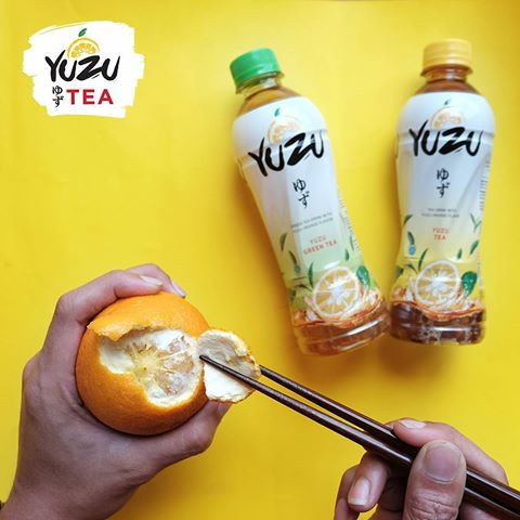 Sajian Menarik Kombinasi Minuman Yuzu Sehat
