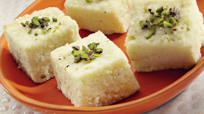 Kalakand Recipe with Paneer and Condensed Milk