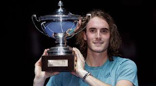 Tsitsipas wins Open 13 title
