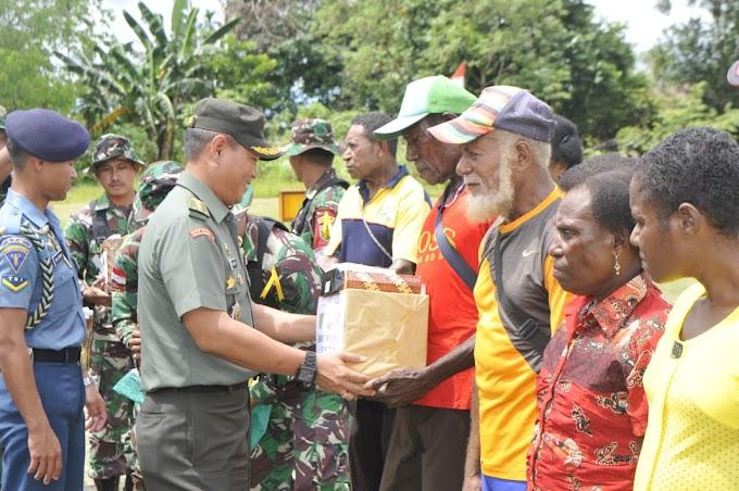 TMMD ke-106 di Namunaweja Resmi Ditutup.