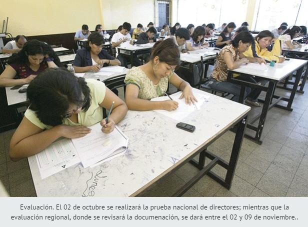2 751 plazas para directores en el sur educaci n f sica for Plazas disponibles para el concurso docente 2016