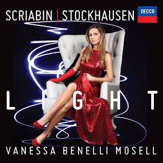 Vanessa Benelli Mosell - Light - Decca